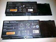 2X Genuine OEM Dell Precision M6400 M6500 Laptop Battery C565C P267P DW554 55-70