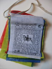 Tibetan Buddhism Lun-Ta Wind Horse Small Prayer Flags India