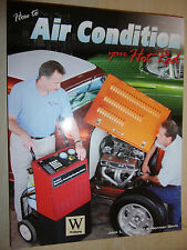 How to Air Condition Your Hot Rod HOT ROD BASICS SERIES BOOK MANUAL GUIDE AirCon