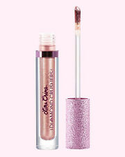 Genuine Lime Crime Dope Diamond Crushers Lip Topper Sparkle Champagne Highlight