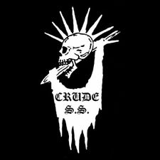 Crude ss-patch # 1, anti Cimex, skitlickers, Disarm