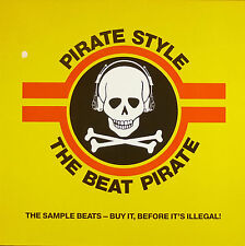 "12"" Maxi - Beat Pirate, The - Pirate Style - B306 - washed & cleaned"