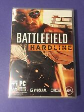 Battlefield Hardline PC NEW