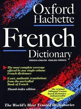 The Oxford-Hachette French Dictionary: French-EnglishEnglish-French-ExLibrary