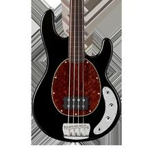 Sterling by Music Man Ray34CAFL Bass - Fretless Black