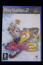 PS2 : SNOCROSS 2 - Nuovo, risigillato ! Gareggia, vinci e compra una motoslitta!
