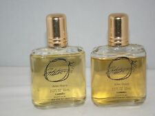 Vintage Stetson by Coty After Shave Splash Men 2 fl.oz/59 ml. Lot of 2
