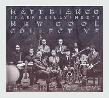 MATT BIANCO & NEW COOL COLLECTIVE The Things You LoveCD 2016 * NEU