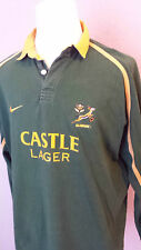 vintage SOUTH AFRICA Nike Rugby Shirt Size: 2XL