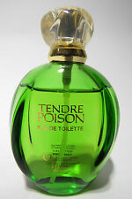 Christian DIOR TENDRE POISON EAU DE TOILETTE 100ml USATO