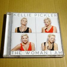 Kellie Pickler - The Woman I Am 2013 UAS CD MINT Country #B02