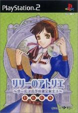 Used PS2 Atelier Lilie Plus SONY PLAYSTATION JAPAN IMPORT