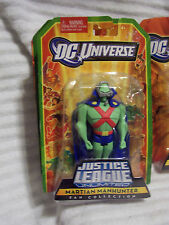 Justice League Unlimited Fan Collection MARTIAN MANHUNTER Action Figure
