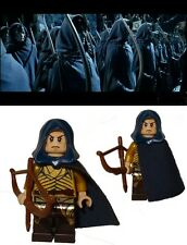 figurine Lego Lord Of The Rings - Custom Helm's Deep Elve - elfe 9474 1 PIECE