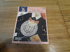 "McCall's Creates No. 14277 ""White Lace Christmas"" Sewing How-to Pamplet"