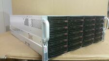 Supermicro SC846 24x SATA Storage Server 9650SE-24ML SAS846A 2x PWS-1K21P-1R