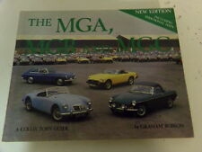 The MGA  MGB and MGC * Collector's Guide * Englisch