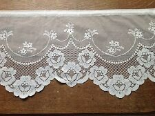 brise bise cantonnière rideaux à décor vendu au mètre B4