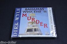 Bahamas West End Is Murder MP3 CD by Dirk Wyle