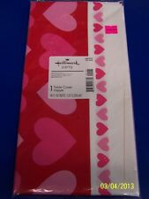 Lotta Hearts Valentine's Day Red Pink Party Decoration Plastic Tablecover