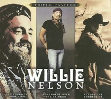 WILLIE NELSON Sound In Your Mind/Somewhere Over Rainbow/The Borderline CD