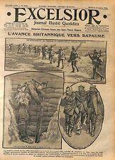 Tommies British Army Bapaume Bataille de la Somme Beaucourt-sur-l'Ancre WWI 1916
