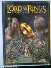 The Lord of the Rings strategy battle game the two towers journey book