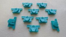 10X RANGE LAND ROVER Bumper Body Door Window Strip Trim Retainer Clips