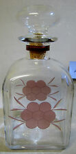Vintage Italian decanter / bottle
