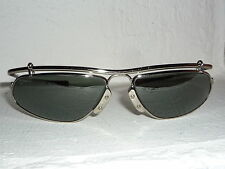 Top! Rare vintage Ray Ban USA B&L Inertia W 2394 mirrored lenses Harley Wrap