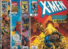 X-MEN LOT OF 4 - #92 #93 SABRETOOTH #94 GIANT-SIZED #95 (NM-) NEW X-MEN