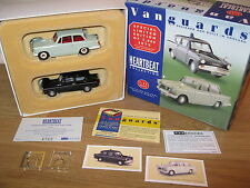 Lledo Vanguards HB1002 Heartbeat Collection Anglia Herald limited edition mint