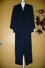 NWT Danny Max Blue Jacket & Pant Suti Outfit  24 P