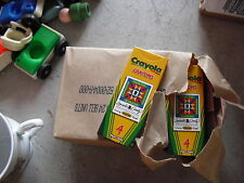 Lot of 96 Packs of Crayola Crayons 4 Pack NEW LOOK