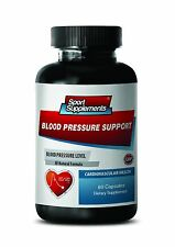 Blood Pressure Support 820mg - Cardiovascular Health - Dietary Supplement 1B