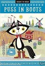 EARLY READER - Fairytale Readers Ready to Read: PUSS IN BOOTS - NEW