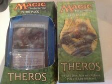 MTG THEROS COMBO SET INTRO PACK & EVENT DECK FACT SEALD