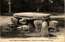 CPA  Forét de  Fontainebleau  -La Table du Grand-Maitre (Route Ronde )(249048)