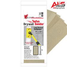 Dustless Technologies Sandpaper 120 Grit 5 Pack 54101 Grit Sandpaper - NEW