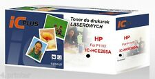 BLACK LASER TONER CARTRIDGE FOR HP LASERJET PRO P1102W PRINTER