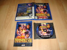 ROMANCE OF THE THREE KINGDOM VIII ESTRATEGIA DE KOEI SONY PS2 USADO COMPLETO