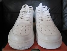 Nike Air Force 1 Lo Premium H.T.M Croc Fragment White Supreme Size 8.5 U.K