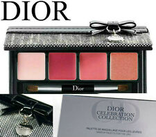 100% AUTHENTIC XMAS Edition DIOR CELEBRATION COLLECTION LIPSTICK&GLOSS PALETTE