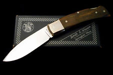 NIB Smith & Wesson Model 6060 Drop Point Knife -S&W -Antique/Old Collection/USA