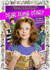 Dear Dumb Diary (Blu-ray) Emily Alyn Lind, David Mazouz, New / Fast Shipping!
