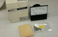 CROMPTON 215-02 A C VOLTS PANEL METER 0-250V NEW $19