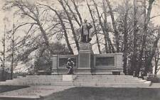 Antique POSTCARD c1909 Colt Monument Colt Park HARTFORD, CT 17901