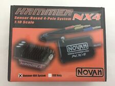 NEW Novak 3310 Hammer/NX4 4-Pole Brushless System for 2S-3S 1/10 Scale 3900KV