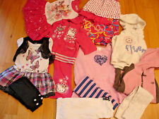 kids clothing Lot 13 piece Size 4T sweaters Set leggings Hello Kitty girls 4 Gap