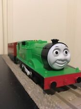 THOMAS Train Tomy Trackmaster Motorized Oliver and Red Coach